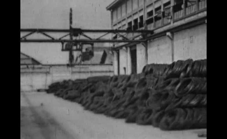 La trafileria rame della Pirelli