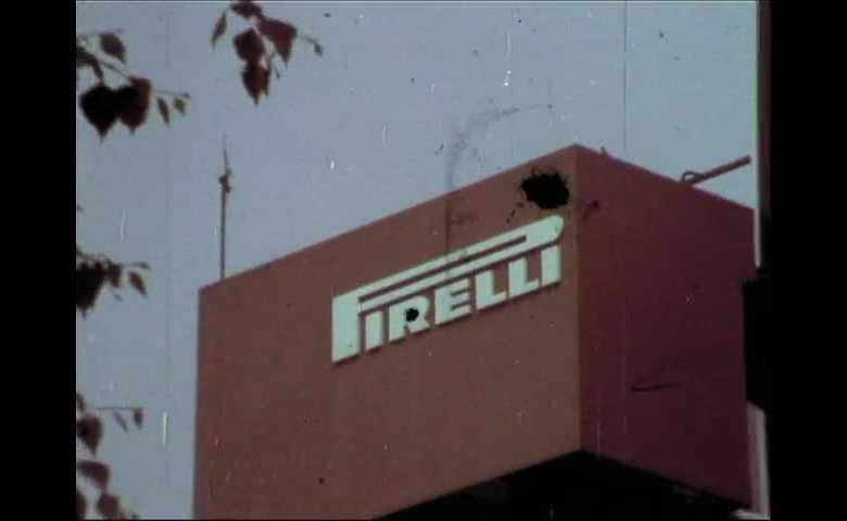 Pirelli. Cento anni di tecnologia