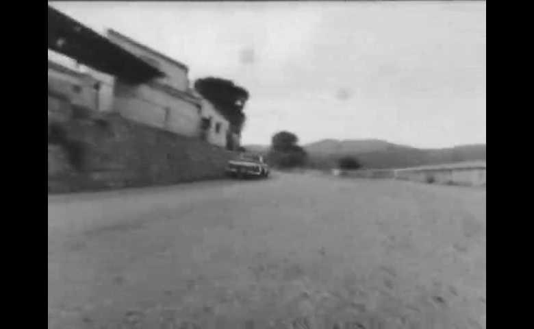 Rally - Intervista al pilota Alcide Paganelli e al suo navigatore, Ninì Russo
