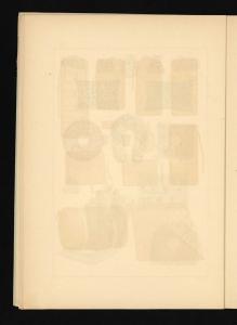 Tavole d'illustrazione al catalogo Mercerie - Igiene - Chirurgia