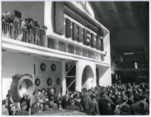Salone dell'Automobile di Torino del 1951