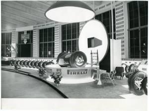 Salone dell'Automobile di Torino del 1952