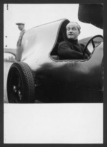 Prove per record di velocità di Giuseppe Furmanik nel 1937