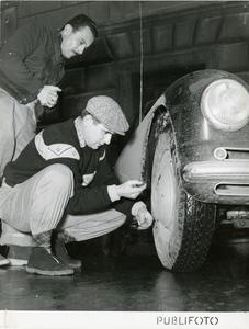 Rally di Monte Carlo del 1952