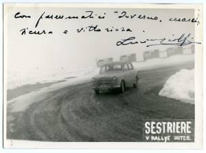 IV Rally del Sestriere del 1953